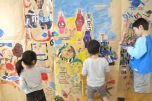 IFJT Kyushu, ateliers pour enfants.