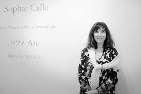 Sophie Calle at Hara Museum