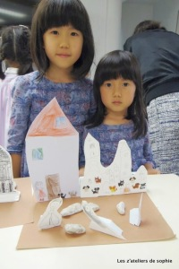 Our little architects:)