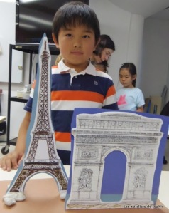 Building Paris in one afternoon!