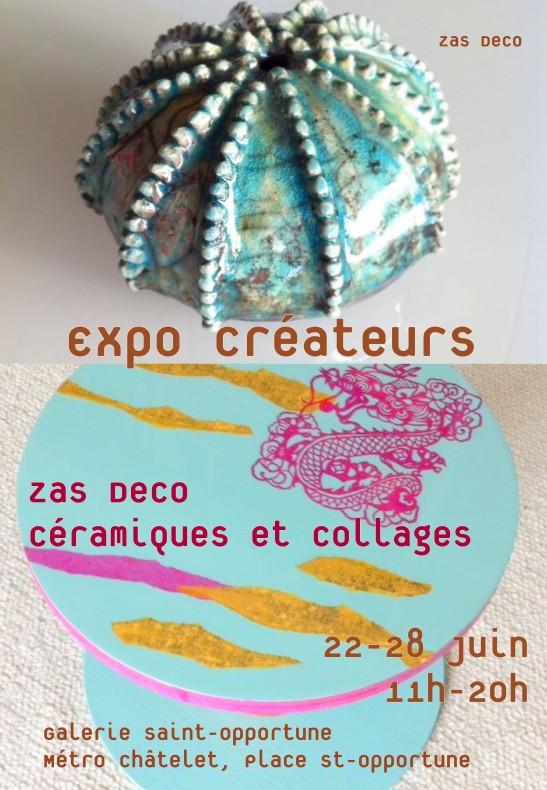 Zas Deco Galerie Saint-Opportune