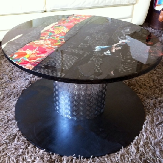 table YASMINA by Zas Deco