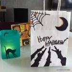 Halloween Trick and Treat bag ( a toutes les seances)