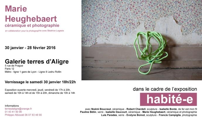 Marie Heughebaert Habité-e