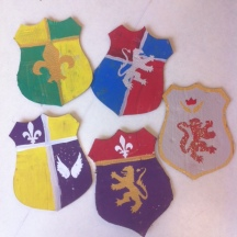 Coat of arms second batch